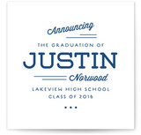 Hipster Graduation Announcements