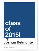 Love Talks Graduation Announcements