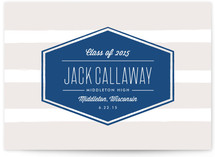 Badge Graduation Announcements