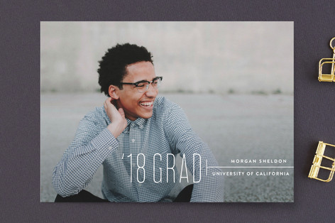 College Bound Graduation Announcements