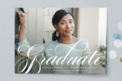 Formality Graduation Announcements