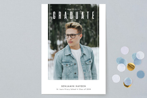 True Graduation Announcements