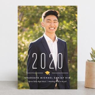 A Big Year Graduation Announcements