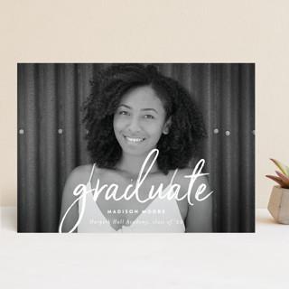 Celebration Script Graduation Announcements