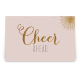 Glitter Bling Party Greeting Signs