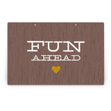 Foliage Thanksgiving Party Greeting Signs