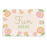 Sweet Clementine Party Greeting Signs