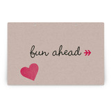 Ombre Love Party Greeting Signs