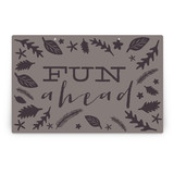 Fall Foliage Party Greeting Signs
