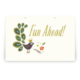 fanfare Party Greeting Signs