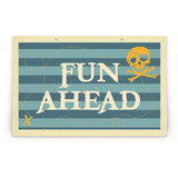 Pirate Party Party Greeting Signs