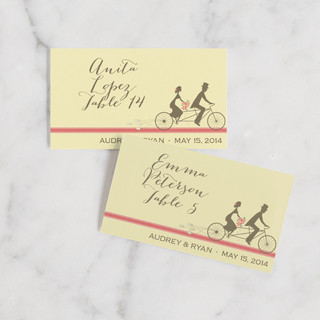 Journey Together Place Cards