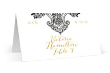 Spanish Lace Place Cards