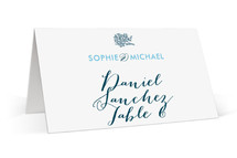 Coral Place Cards