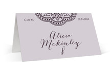 Ornamental Place Cards