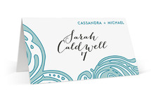 Contemporary Chic Place Cards