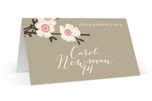 Apple Blossom Place Cards