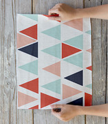 Little Pyramids Placemats