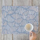 Boho Waves by Anna Johnson
