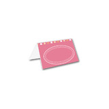 Conversation Heart Valentine Table Tents