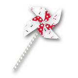 Playing Cards Pinwheels
