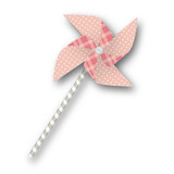 Pajama Pinwheels