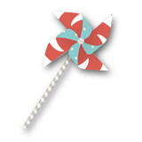 Soda Shop Pinwheels