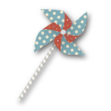 Paper Circus Pinwheels