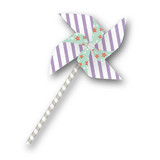 Princess Crown Pinwheels
