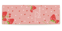 Strawberry Love Table Runner