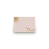 Glitter Bling Mini Notecard Favor