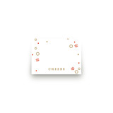Leaf Berry Mini Notecard Favor