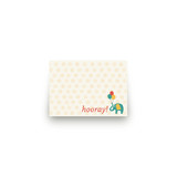 Birthday Balloon Fun Mini Notecard Favor