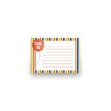 Greatest Circus Mini Notecard Favor