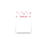 Sparkle Fête Mini Notecard Favor