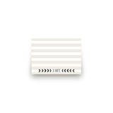 Blackboard Perfection Mini Notecard Favor