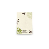 Everything Green Mini Notecard Favor