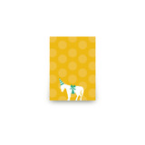 Farm Mini Notecard Favor