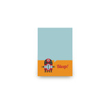Robot Bleep Bleep Mini Notecard Favor
