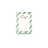fanfare Mini Notecard Favor