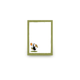 Jungle Jam Mini Notecard Favor
