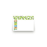 Monsters Allowed Mini Notecard Favor