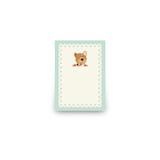 Fancy Fawn Mini Notecard Favor