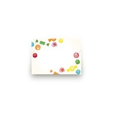 Soda Shop Mini Notecard Favor
