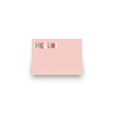 Happy Day Mini Notecard Favor