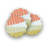 Delight Scalloped Stickers