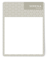 Chic Style Personalized Stationery