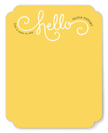 Here Comes Sunshine Personalized Stationery