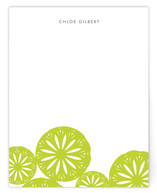 Sliced Citrus Personalized Stationery