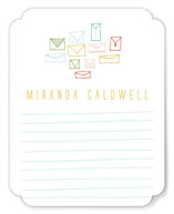 Pretty Post Personalized Stationery